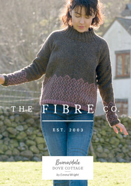 Dove Cottage Sweater in The Fibre Co. Lore - Downloadable PDF