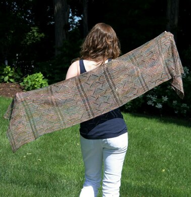 Belle Epoque Scarf and Wrap