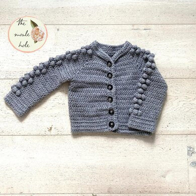 The Dusty Miller Cardigan