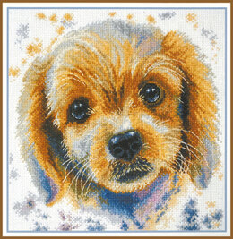 Oven Lucy Cross Stitch Kit - OV-0893