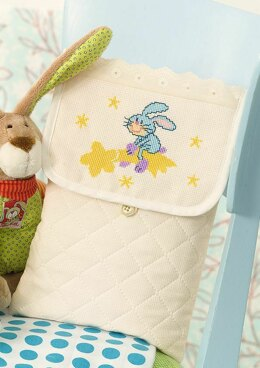 Friends Forever - Pouch for Nappy Change in Anchor - Downloadable PDF
