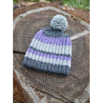 #274 Rory Ribbed Hat