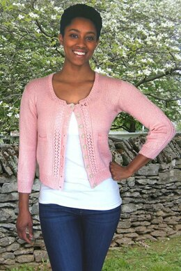 Chelsea Cardigan to Knit
