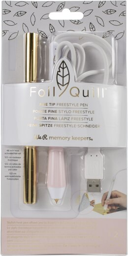 We R Memory Keepers Foil Quill Freestyle Pen - Fine Tip