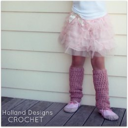 Ballet Legwarmers or Boot Toppers