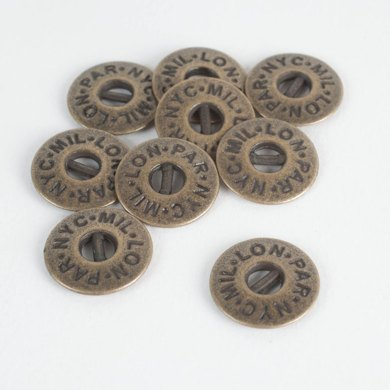 Fashion Metal Buttons