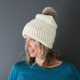 "The Everywhere ""Knit-Look"" Beanie"