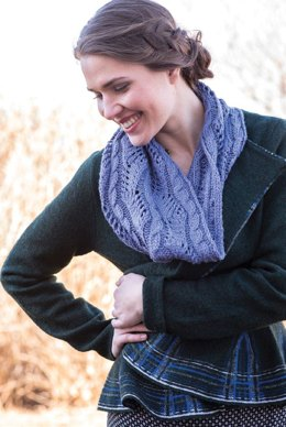 Arundhati Cowl in Berroco Bento - 390-6 - Downloadable PDF