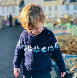 Sailing Boats Jumper