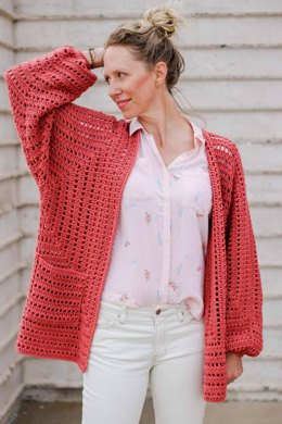 Cardigans Crochet Patterns Lovecrochet