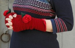Brownsey Mitts