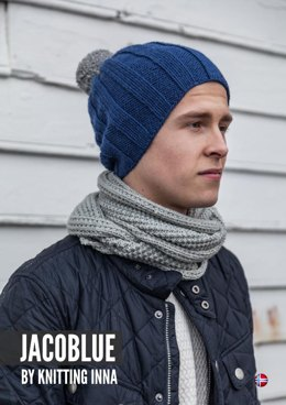 Jacobs Hat by Knitting Inna