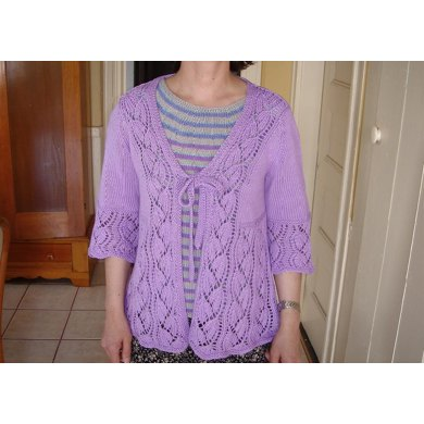 Bellflowers Cardigan