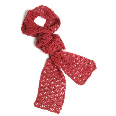 Holy Moly Summer Cotton Skinny Scarf
