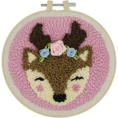 Needle Creations Needle Punch Kit - Deer