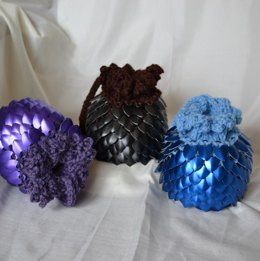 Dragon Scale Mini Bags