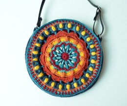 Kaleidoscope Mandala Bag
