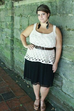 Plus Size Samantha Tank