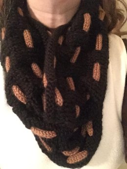 Katniss Infinity Scarf (from Catching Fire)