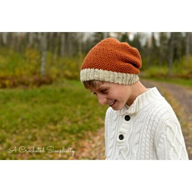 Theron Reversible Beanie & Slouch