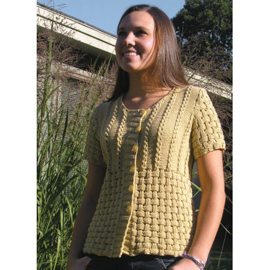 Maizie Cardigan In Knit One Crochet Too Dungarease 1892