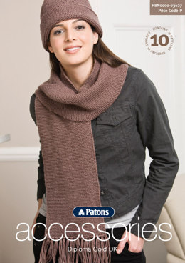 Patons Diploma Gold DK Accessories Book - 3627