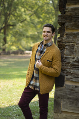 Deluxe Man in Deluxe Worsted and Deluxe Worsrwd Superwash by Universal Yarn - Downloadable PDF