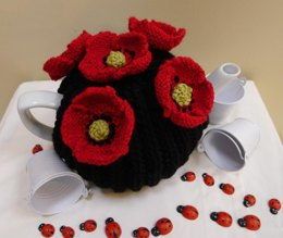 Remembrance Day Tea Cosy