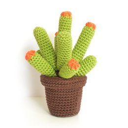 Cactus Amigurumi - Lemon Ball / Citron Boule