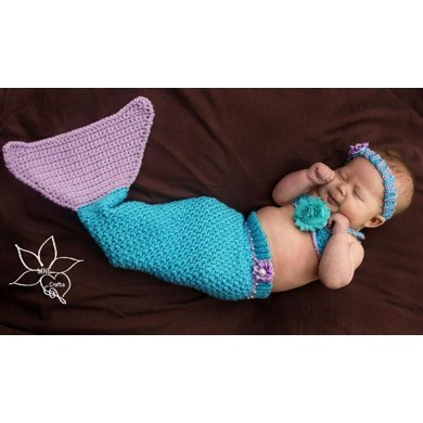 The Mediterranean Mermaid Tail Photography Prop