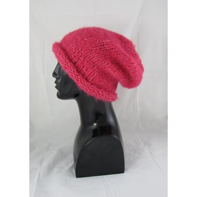 Simple Superfast Super Furry Slouch Hat