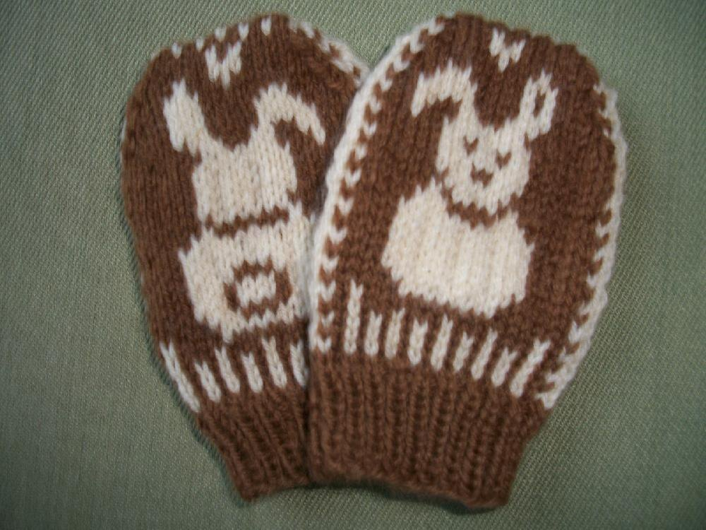 Baby Bunny Knitting pattern by Snowy Woods Knits | Knitting Patterns ...