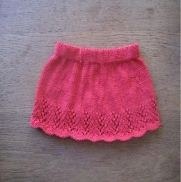 Baby Marguerite Skirt