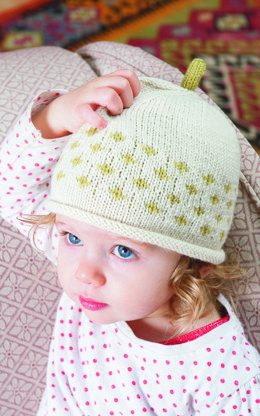 Burwash Beanie in Rooster Baby Rooster - Downloadable PDF