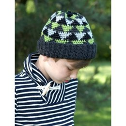 510d5171764 Navajo Kid s Hats in Patons Canadiana - Downloadable PDF