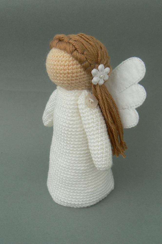 Little Angel Amalka Crochet Pattern By Kamlin Patterns