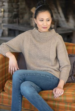 Isthmus Pullover in Berroco Ultra Wool - Portfolio4 - Downloadable PDF