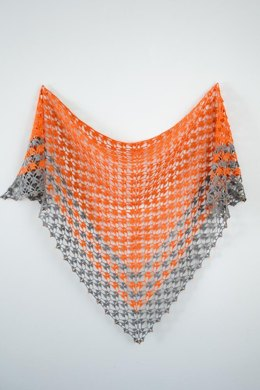 Hugs and Stitches Shawl