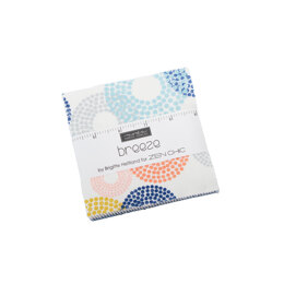 Moda Fabrics Breeze 5in Charm Pack