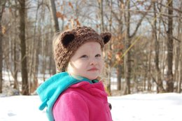 Berrr Bear Warmer, Headband