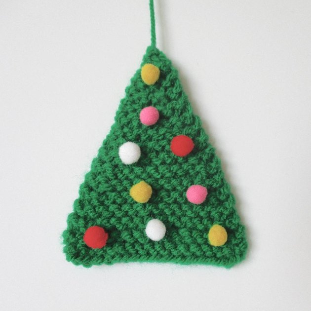 Easy Knitting Pattern For Christmas : Easy christmas tree knitting pattern by amanda berry