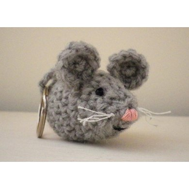 Nesta the Mouse key chain