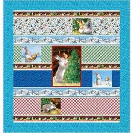 Michael Miller Fabrics Christmas Wishes - Downloadable PDF