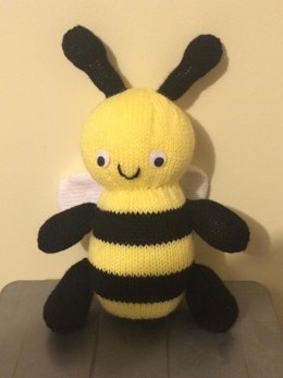 Cuddly Bumble Bee Pattern