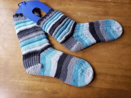 Full Fat Combination Plate Socks