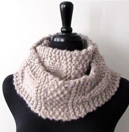 Ample Sample Chunky Scarf