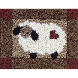 Rachel's of Greenfield Punch Needle Kit - Sheep