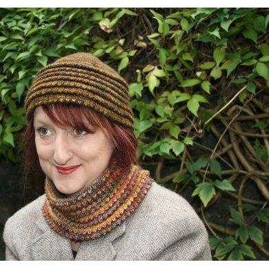 Sherbourne Hat and Cowl
