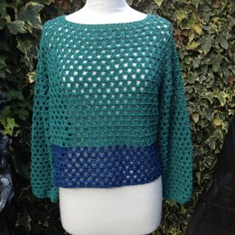 Sweaters Crochet Patterns Lovecrochet