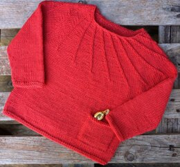 The Whirligig pullover